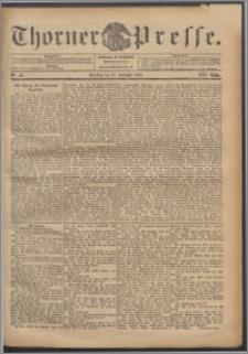Thorner Presse 1903, Jg. XXI, Nr. 40 + Beilage