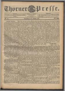 Thorner Presse 1902, Jg. XX, Nr. 249 + Beilage