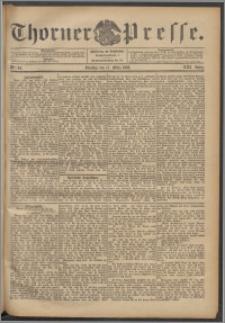 Thorner Presse 1903, Jg. XXI, Nr. 64 + Beilage, Beilagenwerbung