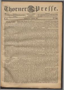 Thorner Presse 1902, Jg. XX, Nr. 287 + 1. Beilage, 2. Beilage, 3. Beilage, Beilagenwerbung