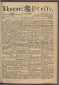 Thorner Presse 1903, Jg. XXI, Nr. 118 + 1. Beilage, 2. Beilage