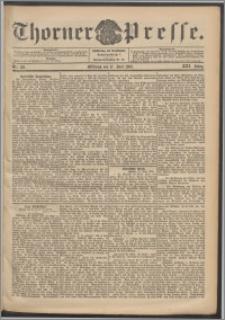 Thorner Presse 1903, Jg. XXI, Nr. 139 + Beilage