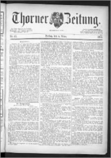 Thorner Zeitung 1891, Nr. 55