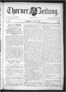 Thorner Zeitung 1891, Nr. 123