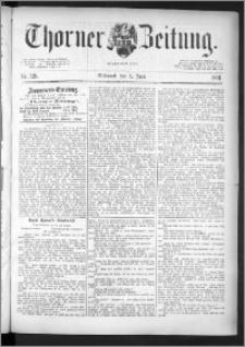 Thorner Zeitung 1891, Nr. 126