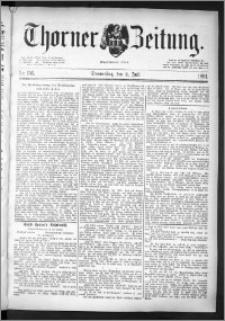 Thorner Zeitung 1891, Nr. 151