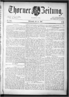 Thorner Zeitung 1891, Nr. 162
