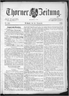 Thorner Zeitung 1891, Nr. 300 + Beilage