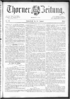 Thorner Zeitung 1892. Nr. 13