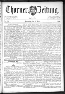 Thorner Zeitung 1892. Nr. 55