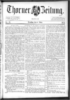 Thorner Zeitung 1892. Nr. 57