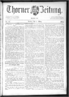 Thorner Zeitung 1892. Nr. 60