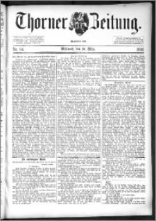 Thorner Zeitung 1892. Nr. 64