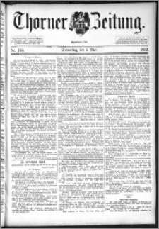 Thorner Zeitung 1892. Nr. 105