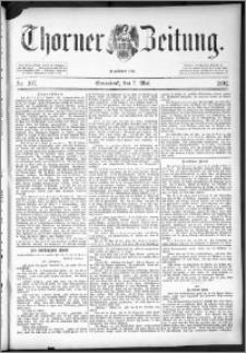 Thorner Zeitung 1892. Nr. 107