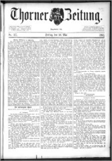 Thorner Zeitung 1892. Nr. 117