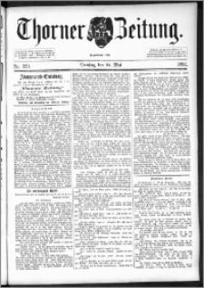 Thorner Zeitung 1892. Nr. 120