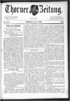 Thorner Zeitung 1892. Nr. 123