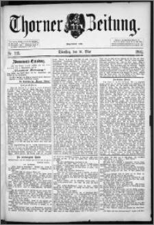 Thorner Zeitung 1892. Nr. 125