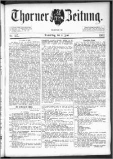 Thorner Zeitung 1892. Nr. 127