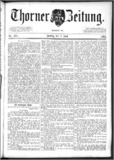 Thorner Zeitung 1892. Nr. 128