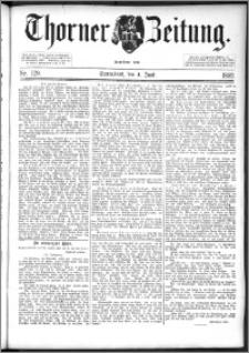 Thorner Zeitung 1892. Nr. 129