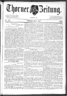 Thorner Zeitung 1892. Nr. 131
