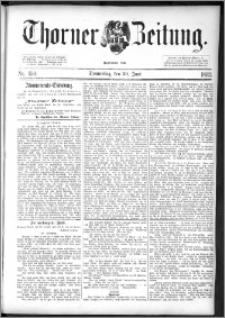 Thorner Zeitung 1892. Nr. 150