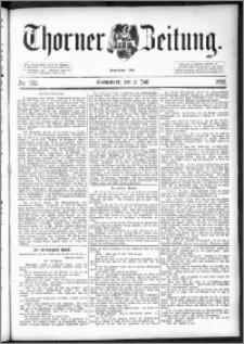 Thorner Zeitung 1892. Nr. 152