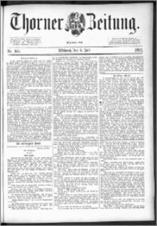 Thorner Zeitung 1892. Nr. 155