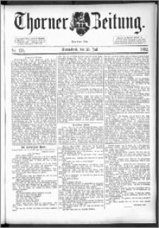 Thorner Zeitung 1892. Nr. 170