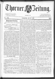 Thorner Zeitung 1892. Nr. 176