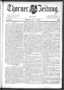 Thorner Zeitung 1892. Nr. 230