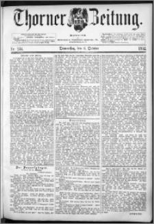Thorner Zeitung 1892. Nr. 234