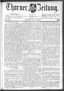 Thorner Zeitung 1892. Nr. 236