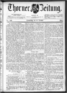 Thorner Zeitung 1892. Nr. 240