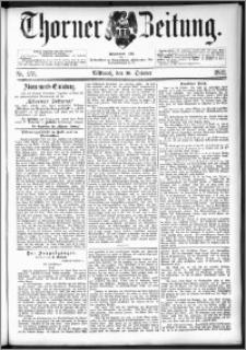 Thorner Zeitung 1892. Nr. 251