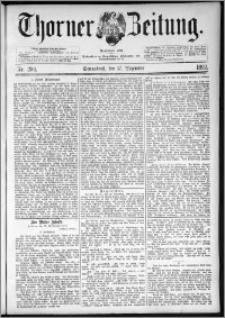 Thorner Zeitung 1892. Nr. 296