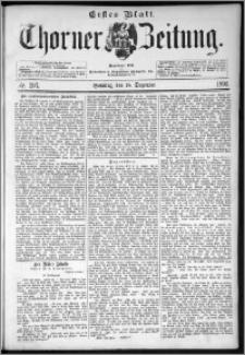 Thorner Zeitung 1892. Nr. 297 Erstes Blatt