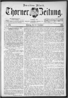 Thorner Zeitung 1892. Nr. 297 Zweites Blatt