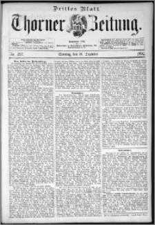Thorner Zeitung 1892. Nr. 297 Drittes Blatt
