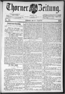 Thorner Zeitung 1892. Nr. 304