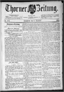 Thorner Zeitung 1892. Nr. 307 + Beilagenwerbung