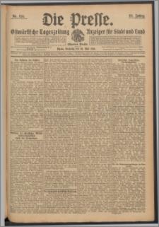 Die Presse 1910, Jg. 28, Nr. 124 Zweites Blatt, Drittes Blatt