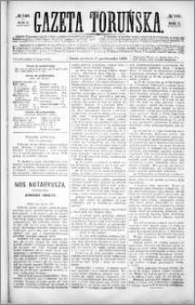 Gazeta Toruńska 1869.10.17, R. 3 nr 240