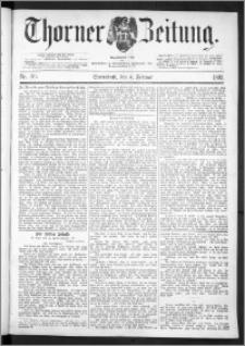 Thorner Zeitung 1893, Nr. 30