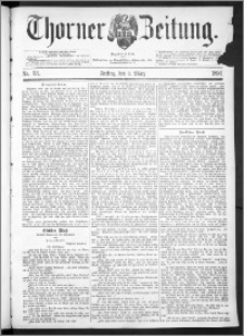 Thorner Zeitung 1893, Nr. 53
