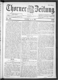 Thorner Zeitung 1893, Nr. 112 Erstes Blatt