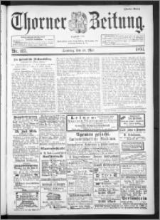 Thorner Zeitung 1893, Nr. 123 Zweites Blatt