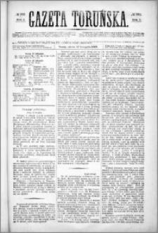 Gazeta Toruńska 1869.11.13, R. 3 nr 262